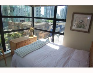 "Photo 4: 605 1295 RICHARDS Street in Vancouver: Downtown VW Condo for sale in ""THE OSCAR."" (Vancouver West)  : MLS®# V719885"