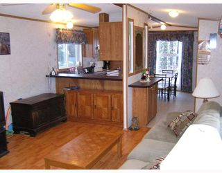 "Photo 4: 14520 HUBERT Road in Prince_George: Hobby Ranches Manufactured Home for sale in ""HOBBY RANCHES"" (PG Rural North (Zone 76))  : MLS®# N188454"
