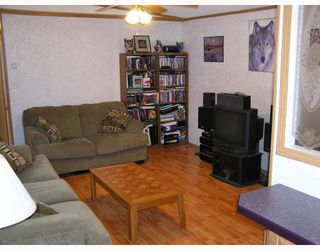 "Photo 3: 14520 HUBERT Road in Prince_George: Hobby Ranches Manufactured Home for sale in ""HOBBY RANCHES"" (PG Rural North (Zone 76))  : MLS®# N188454"