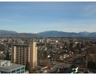 "Photo 2: 1808 615 BELMONT Street in New_Westminster: Uptown NW Condo for sale in ""BELMONT TOWER"" (New Westminster)  : MLS®# V752808"