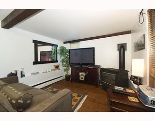 Photo 9: 1335 CYPRESS Street in Vancouver: Kitsilano House for sale (Vancouver West)  : MLS®# V758976