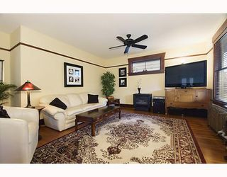 Photo 3: 1335 CYPRESS Street in Vancouver: Kitsilano House for sale (Vancouver West)  : MLS®# V758976