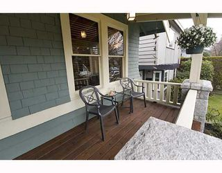 Photo 2: 1335 CYPRESS Street in Vancouver: Kitsilano House for sale (Vancouver West)  : MLS®# V758976