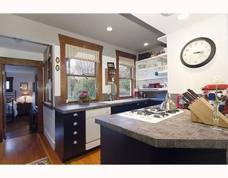 Photo 6: 1335 CYPRESS Street in Vancouver: Kitsilano House for sale (Vancouver West)  : MLS®# V758976