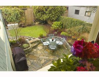 Photo 7: 1335 CYPRESS Street in Vancouver: Kitsilano House for sale (Vancouver West)  : MLS®# V758976
