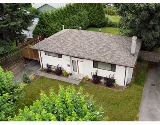 Photo 1: 21297 122ND Avenue in Maple_Ridge: West Central House for sale (Maple Ridge)  : MLS®# V767430