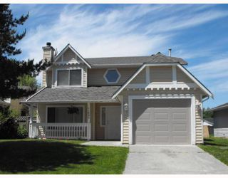 Photo 1: 11829 MEADOWLARK Drive in Maple_Ridge: Cottonwood MR House for sale (Maple Ridge)  : MLS®# V770018