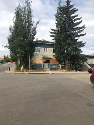 Photo 1: 10852 & 10856 98 Street in Edmonton: Zone 13 Land Commercial for sale : MLS®# E4171204