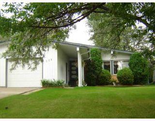 Photo 1: 209 WHARTON Boulevard in WINNIPEG: Westwood / Crestview Residential for sale (West Winnipeg)  : MLS®# 2816273