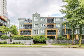 "Photo 2: 201 1189 WESTWOOD Street in Coquitlam: North Coquitlam Condo for sale in ""Lakeside Terrace"" : MLS®# R2404243"