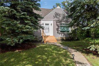 Photo 1: 737 Southwood Avenue in Winnipeg: East Fort Garry Residential for sale (1J)  : MLS®# 1926745