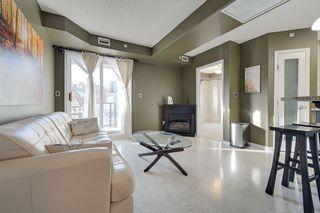 Photo 2: 201 9707 106 Street in Edmonton: Zone 12 Condo for sale : MLS®# E4179364