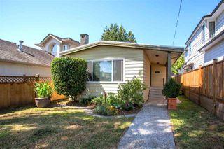 Main Photo: 11171 4TH Avenue in Richmond: Steveston Village House for sale : MLS®# R2428160
