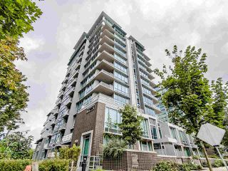 Photo 1: 1602 9060 UNIVERSITY Crescent in Burnaby: Simon Fraser Univer. Condo for sale (Burnaby North)  : MLS®# R2428248