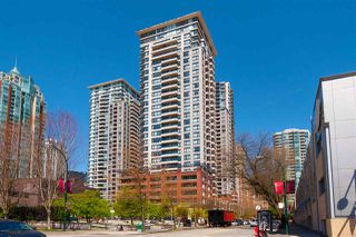 "Main Photo: 2103 977 MAINLAND Street in Vancouver: Yaletown Condo for sale in ""Yaletown Park 3"" (Vancouver West)  : MLS®# R2449043"