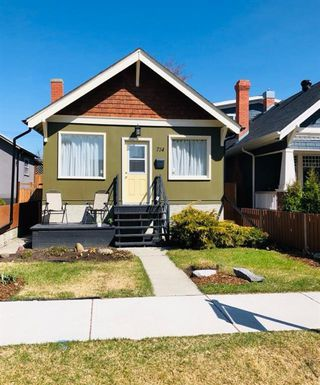 Photo 3: 714 5 Street NW in Calgary: Sunnyside Detached for sale : MLS®# C4295696