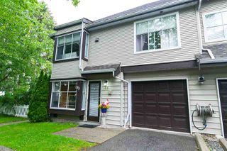 "Photo 1: 53 12099 237 Street in Maple Ridge: East Central Townhouse for sale in ""GABRIOLA"" : MLS®# R2470667"