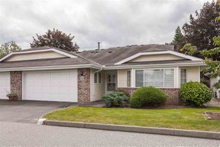 "Photo 1: 6 5051 203 Street in Langley: Langley City Townhouse for sale in ""Meadowbrook"" : MLS®# R2473998"