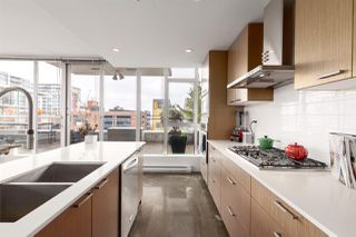 """Photo 4: 803 221 UNION Street in Vancouver: Strathcona Condo for sale in """"V6A"""" (Vancouver East)  : MLS®# R2516797"""