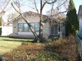 Photo 1:  in WINNIPEG: St James Residential for sale (West Winnipeg)  : MLS®# 2950171