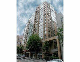 """Photo 1: 1303 822 HOMER Street in Vancouver: Downtown VW Condo for sale in """"GALIEO"""" (Vancouver West)  : MLS®# V802031"""