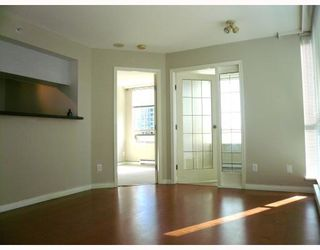 """Photo 5: 1303 822 HOMER Street in Vancouver: Downtown VW Condo for sale in """"GALIEO"""" (Vancouver West)  : MLS®# V802031"""