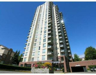 "Photo 1: 1603 7077 BERESFORD Street in Burnaby: Highgate Condo for sale in ""CITY CLUB ON THE PARK"" (Burnaby South)  : MLS®# V805113"
