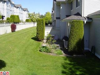 "Photo 10: 18 6478 121ST Street in Surrey: West Newton Townhouse for sale in ""SUNWOOD GARDENS"" : MLS®# F1014335"