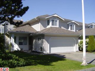 "Photo 1: 18 6478 121ST Street in Surrey: West Newton Townhouse for sale in ""SUNWOOD GARDENS"" : MLS®# F1014335"