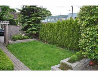 """Photo 8: 478 W 20TH Avenue in Vancouver: Cambie House for sale in """"CAMBIE VILLAGE"""" (Vancouver West)  : MLS®# V832237"""