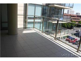 Photo 12: 1008 707 Courtney St in VICTORIA: Vi Downtown Condo for sale (Victoria)  : MLS®# 561108