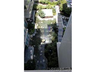 Photo 4: 1008 707 Courtney St in VICTORIA: Vi Downtown Condo for sale (Victoria)  : MLS®# 561108