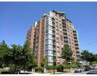 "Photo 1: 102 1575 W 10TH Avenue in Vancouver: Fairview VW Condo for sale in ""TRITON"" (Vancouver West)  : MLS®# V734900"