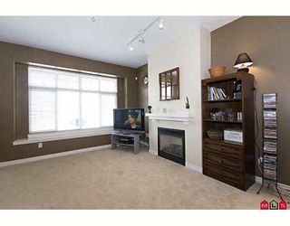 "Photo 2: 42 18839 69TH Avenue in Surrey: Clayton Townhouse for sale in ""Starpoint II"" (Cloverdale)  : MLS®# F2907067"