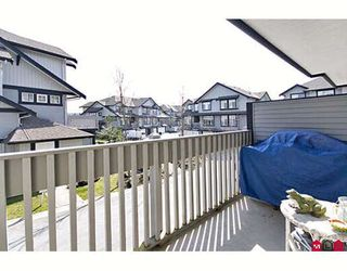"Photo 6: 42 18839 69TH Avenue in Surrey: Clayton Townhouse for sale in ""Starpoint II"" (Cloverdale)  : MLS®# F2907067"
