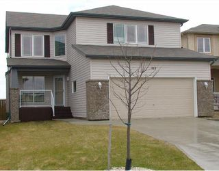 Photo 1: 111 MONTVALE Crescent in WINNIPEG: Windsor Park / Southdale / Island Lakes Residential for sale (South East Winnipeg)  : MLS®# 2807372
