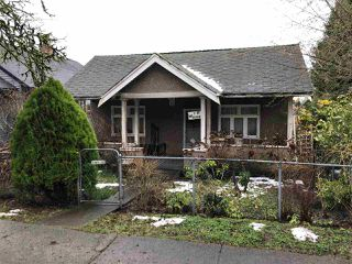 Main Photo: 3505 FLEMING Street in Vancouver: Knight House for sale (Vancouver East)  : MLS®# R2429926