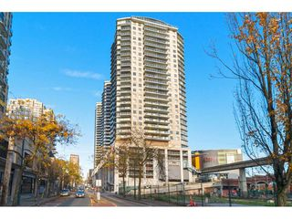 """Main Photo: 1508 898 CARNARVON Street in New Westminster: Downtown NW Condo for sale in """"Azure 1"""" : MLS®# R2452162"""