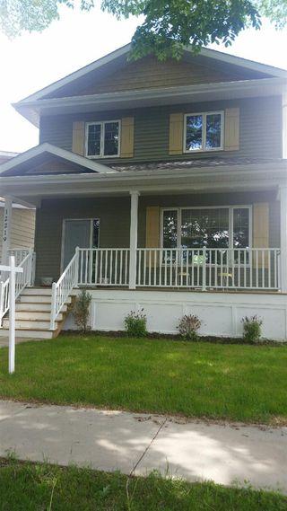 Photo 1: 12219 93 Street in Edmonton: Zone 05 House for sale : MLS®# E4202222