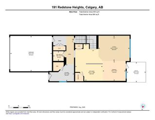Photo 32: 191 Redstone Heights NE in Calgary: Redstone Detached for sale : MLS®# A1023196