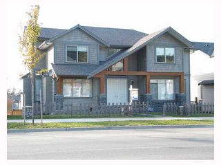 "Main Photo: 10677 248TH Street in Maple Ridge: Albion House for sale in ""THE UPLANDS AT MAPLE CREST"" : MLS®# V792064"