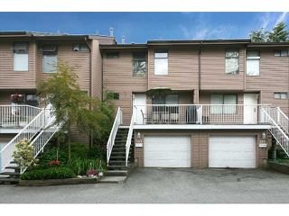 """Photo 1: 557 CARLSEN Place in Port Moody: North Shore Pt Moody Townhouse for sale in """"EAGLE POINT"""" : MLS®# V835962"""
