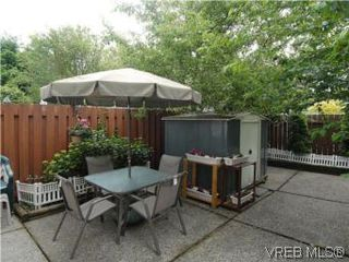 Photo 18: 3610 Tillicum Road in VICTORIA: SW Tillicum Townhouse for sale (Saanich West)  : MLS®# 280041