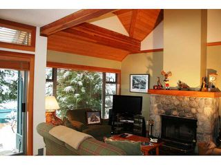 "Photo 7: 4604 MONTEBELLO Place: Whistler Townhouse for sale in ""MONTEBELLO"" : MLS®# V860641"