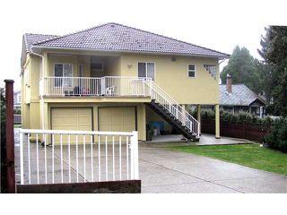 "Photo 2: 938 4TH Street in New Westminster: GlenBrooke North House for sale in ""GLENBROOKE AREA"" : MLS®# V865579"