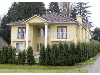 "Photo 1: 938 4TH Street in New Westminster: GlenBrooke North House for sale in ""GLENBROOKE AREA"" : MLS®# V865579"