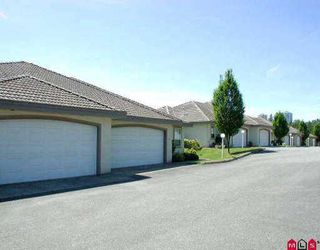 "Photo 1: 12 3354 HORN ST in Abbotsford: Central Abbotsford Townhouse for sale in ""BLACKBERRY CREEK ESTATES"" : MLS®# F2511215"