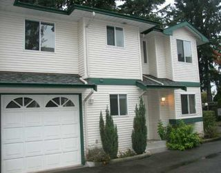 "Photo 3: 11 11875 210TH Street in Maple_Ridge: Southwest Maple Ridge Townhouse for sale in ""WESTSIDE MANOR"" (Maple Ridge)  : MLS®# V744493"