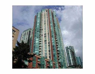 """Photo 8: 2107 939 HOMER Street in Vancouver: Downtown VW Condo for sale in """"THE PINNACLE"""" (Vancouver West)  : MLS®# V746950"""