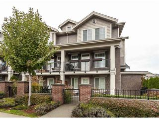 Photo 1: 1-20831 70 Ave in Langley: Willoughby Heights Townhouse for sale : MLS®# R2414199